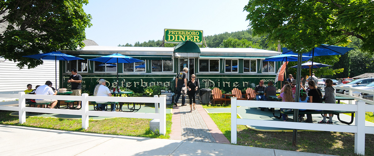 Peterborough Diner Photo NH
