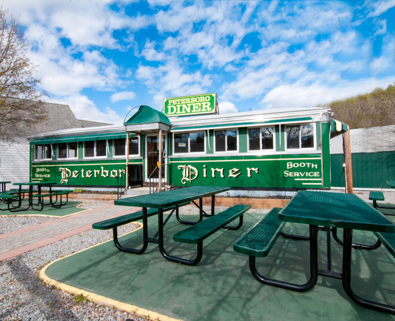 peterboro diner nh new hampshire